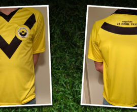 Klassiek Sparta'30 shirt