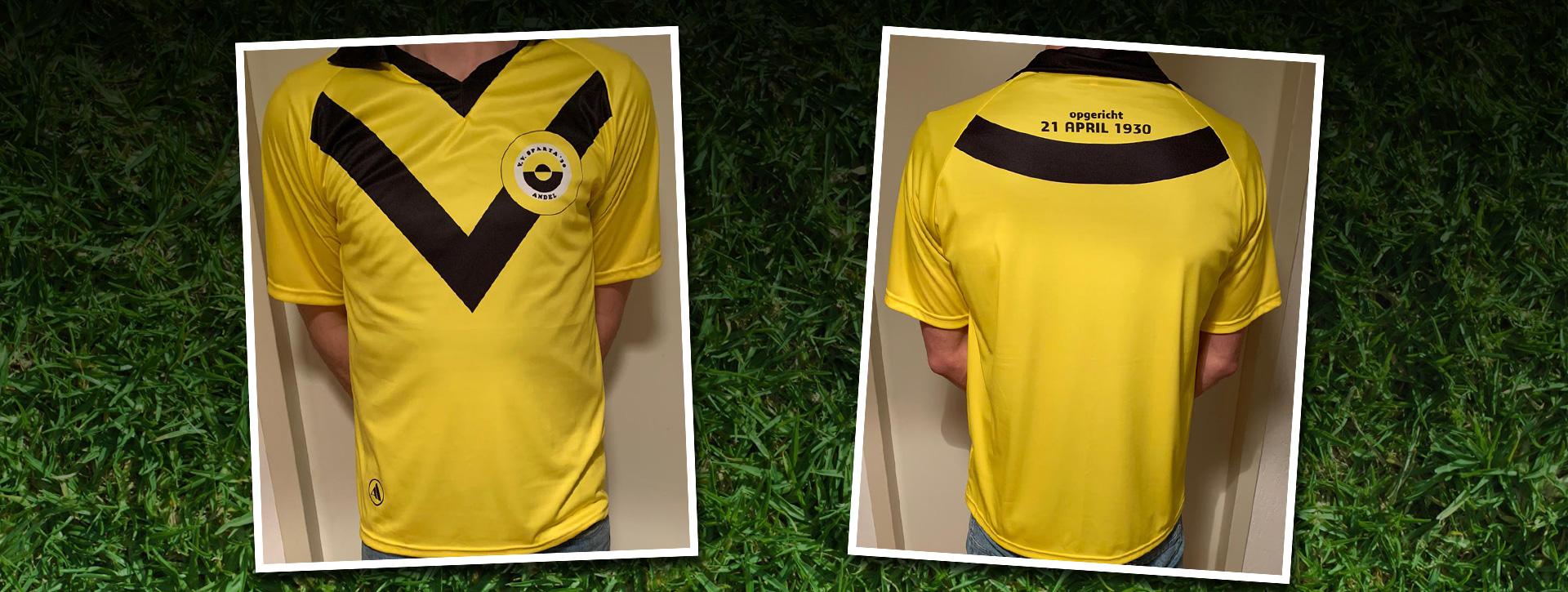 Klassiek Sparta'30 shirt